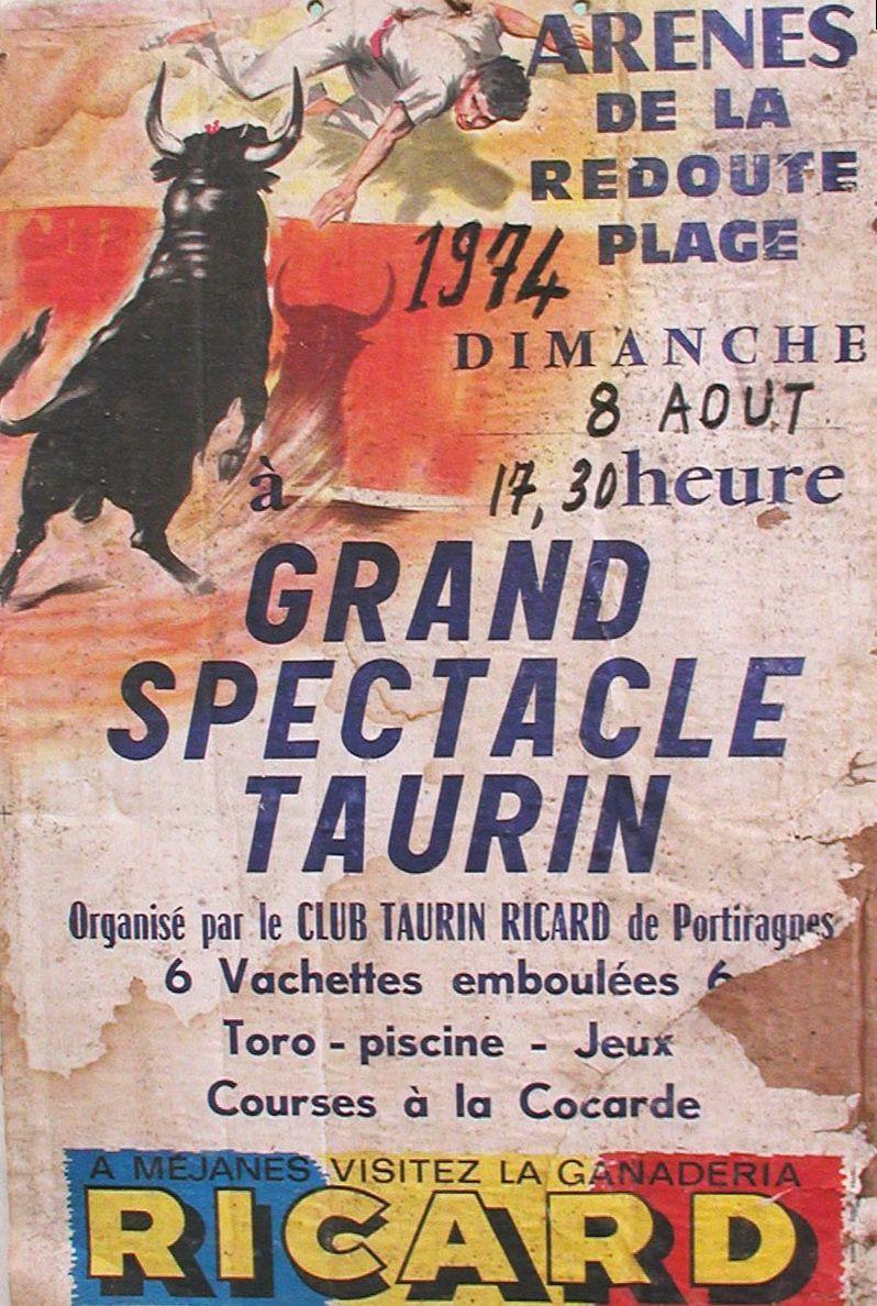 Les premières affiches  (Collection Georges Coget)
