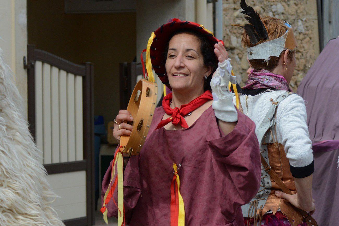La Chèvre de Montagnac et sa joyeuse bande de passionnés du folklore local