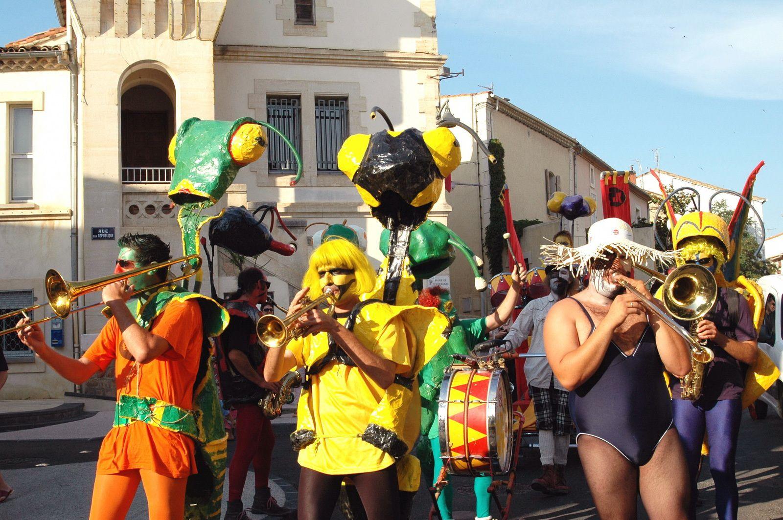 Fête de la musique 2005, photos Fcn