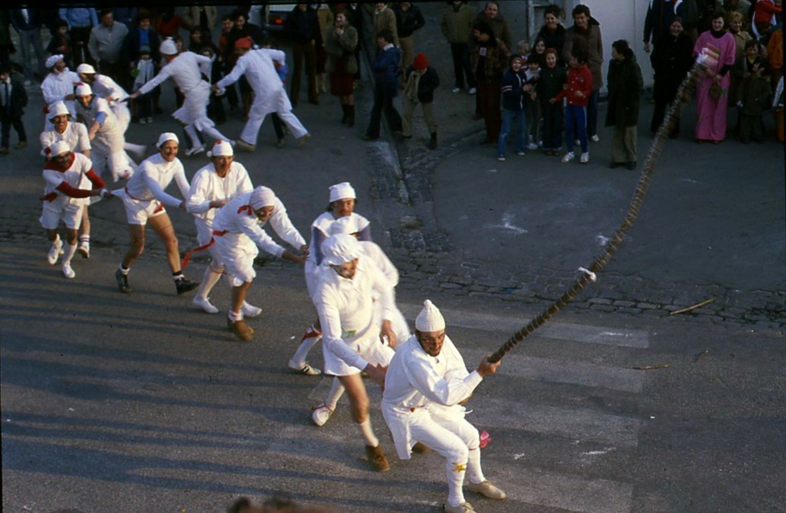 1979 à Portiragnes ( Photo Pierre Castan )