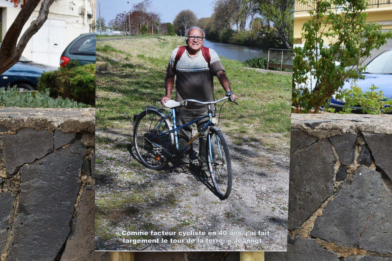 Expo de photos de cyclistes pour CanalissimÔ