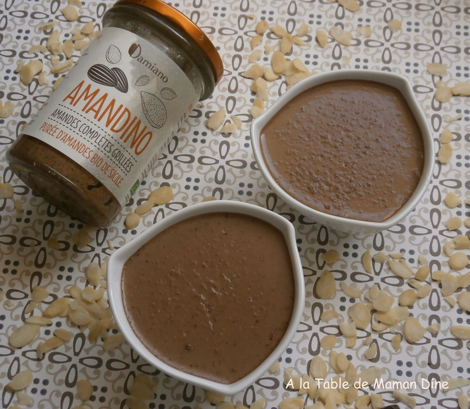 P'tits pots chocolat Nutella by Dorian ~version sans lactose &amp&#x3B; avec un petit quelque chose de plus ~