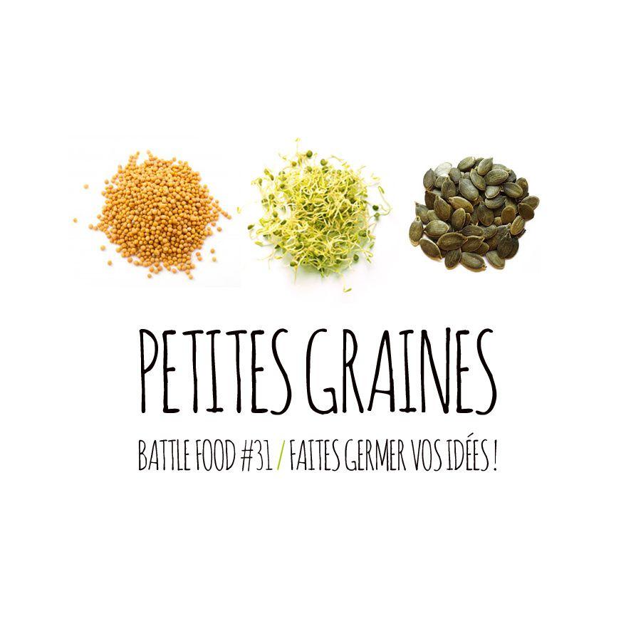 Salade printanière au fèves,betterave chioggia & graines ~ Battle Food 31 ~