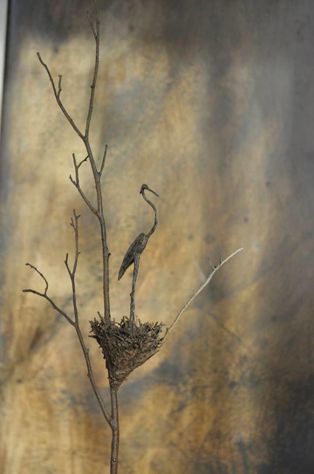 SYLVIE MANGAUD expose ses créations à la Galerie Géraldine Banier