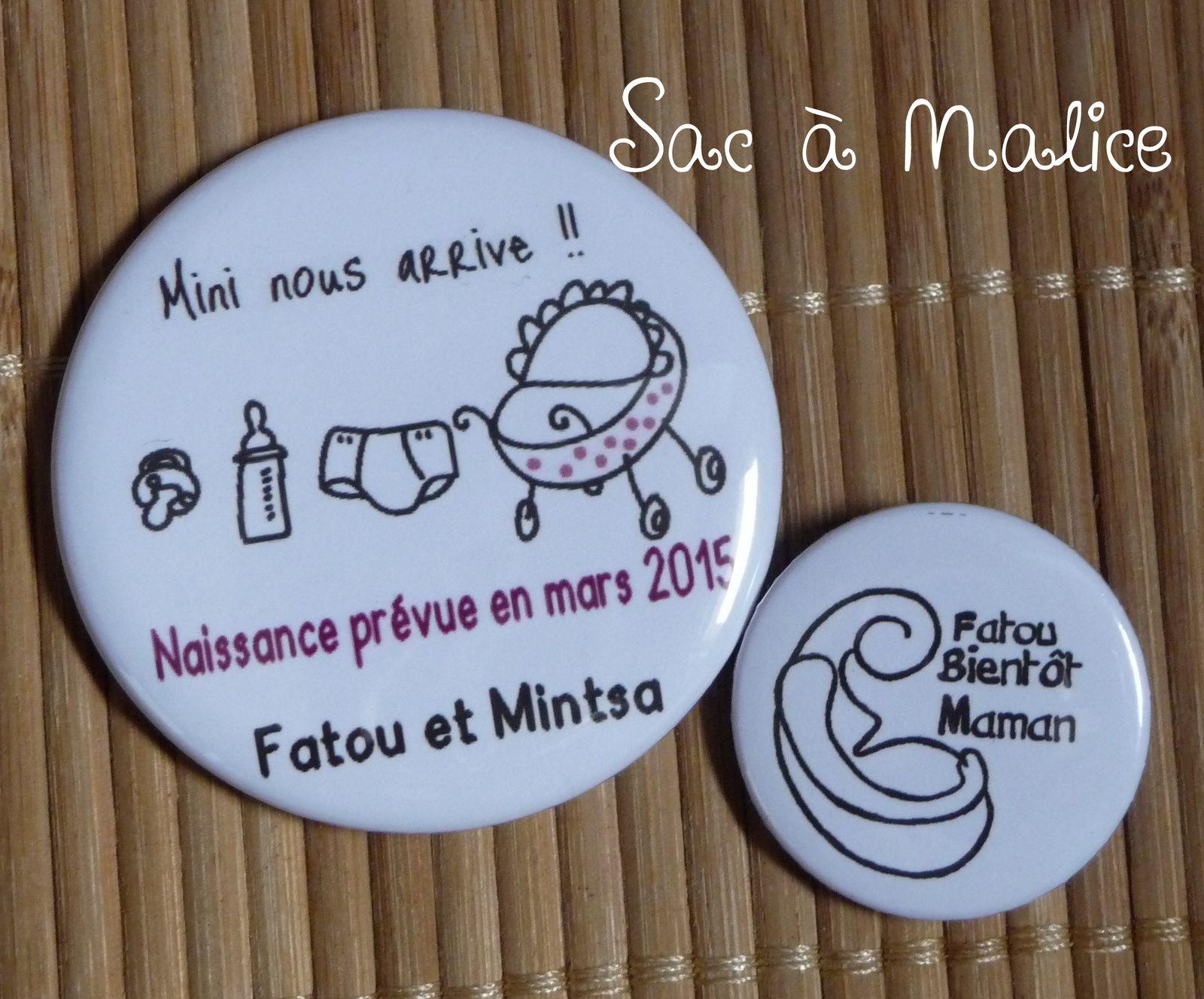 Des bébés pour Amandine, Sonia, Lucie et d'autres...
