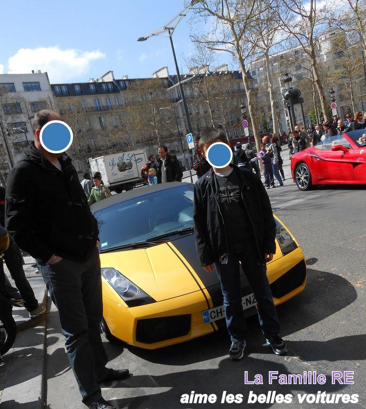 Normandie - Paris, Paname : Tous en voiture !