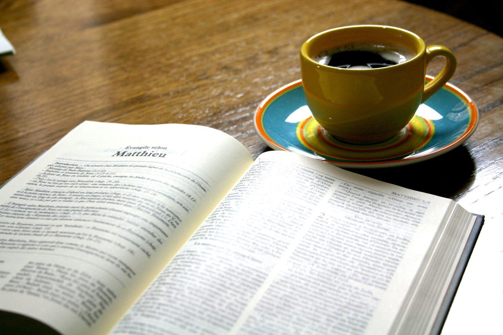 Lecture de l'Evangile de Matthieu