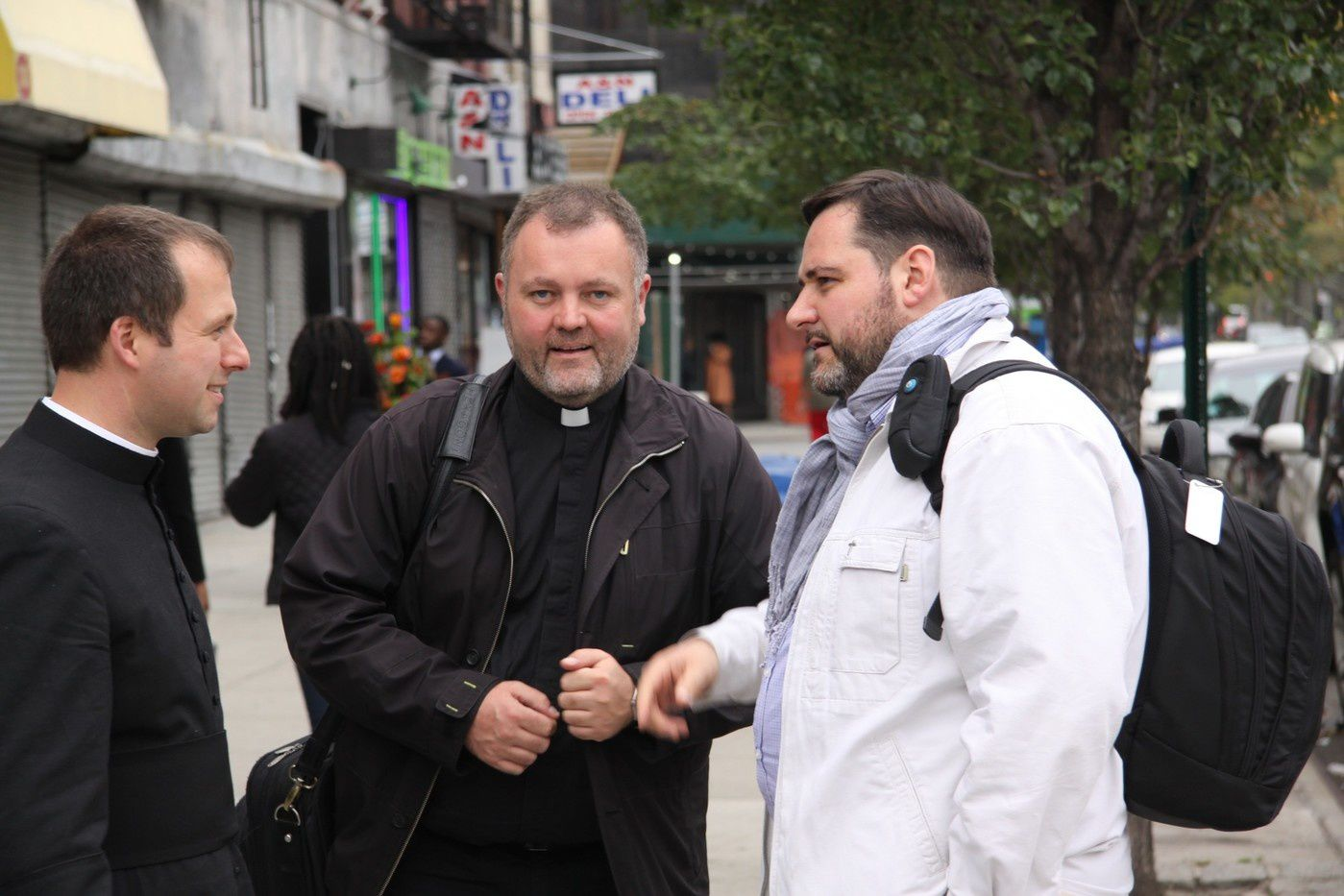 Des prêtres de notre diocèse y participent régulièrement