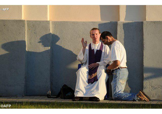 Le Pape donne des conseils pour devenir de bons confesseurs