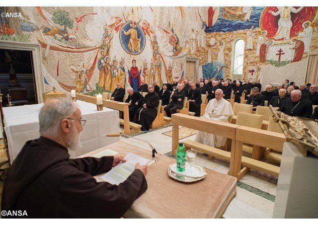 La 4e méditation de Carême du père Cantalamessa