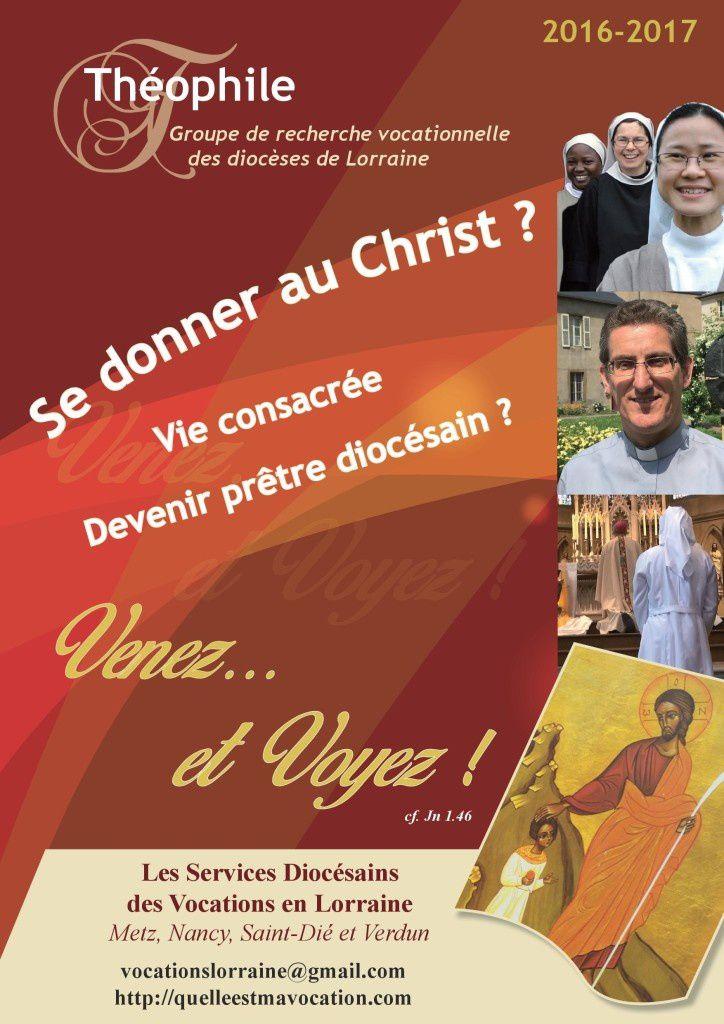 2.6 Service des vocations
