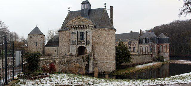 Reportage photo de la Côte d'Opale à la Normandie