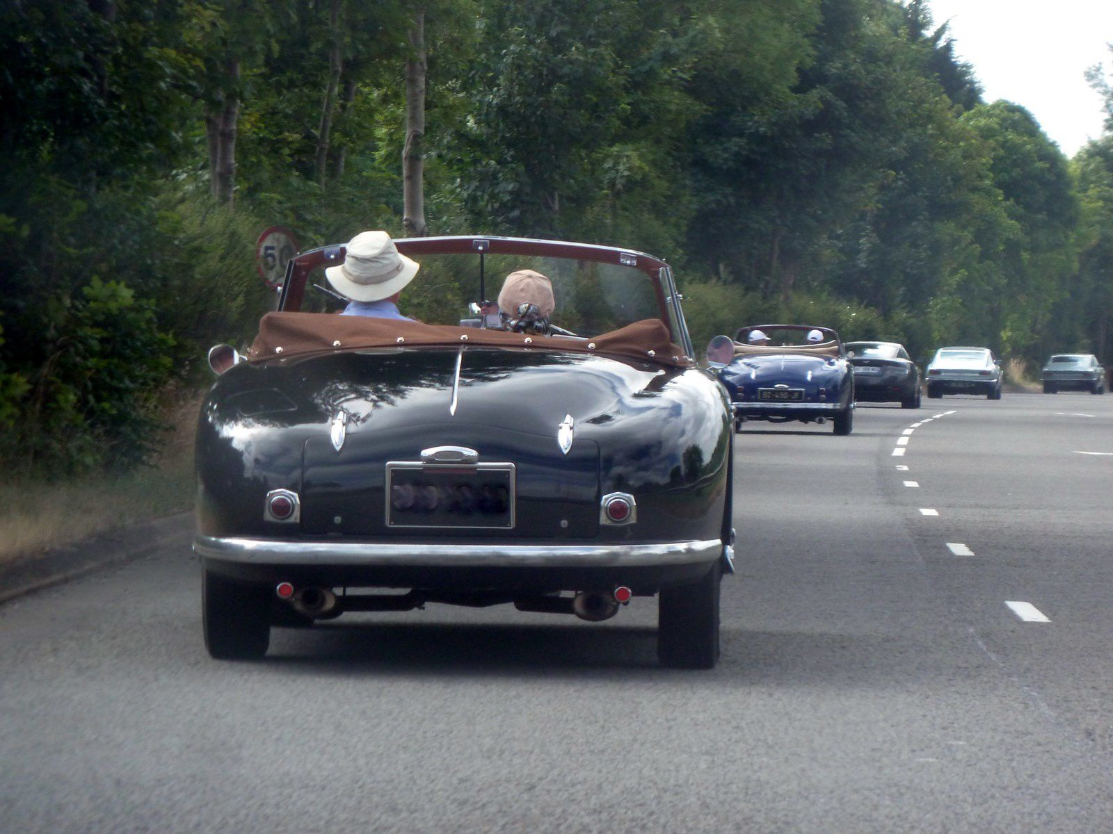 DB2 Drophead Coupe 1953