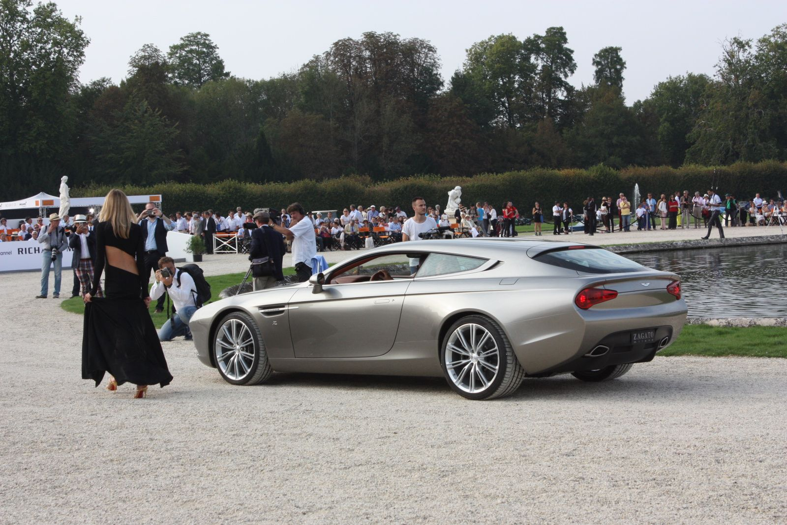 Chantilly Arts & Elegance Richard Mille 2014