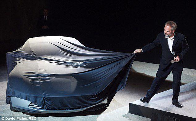 James Bond bientôt en Aston Martin... DB10 !