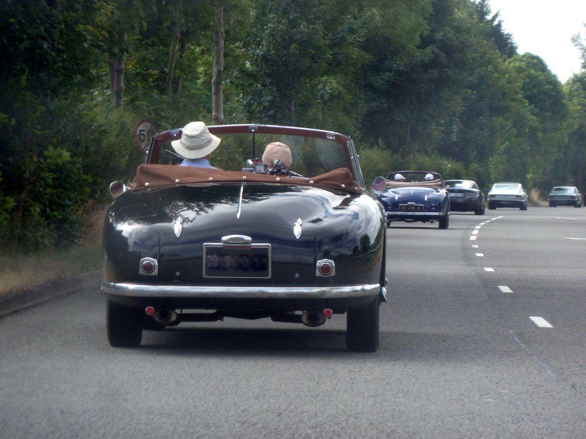 Votre Aston Martin en hiver