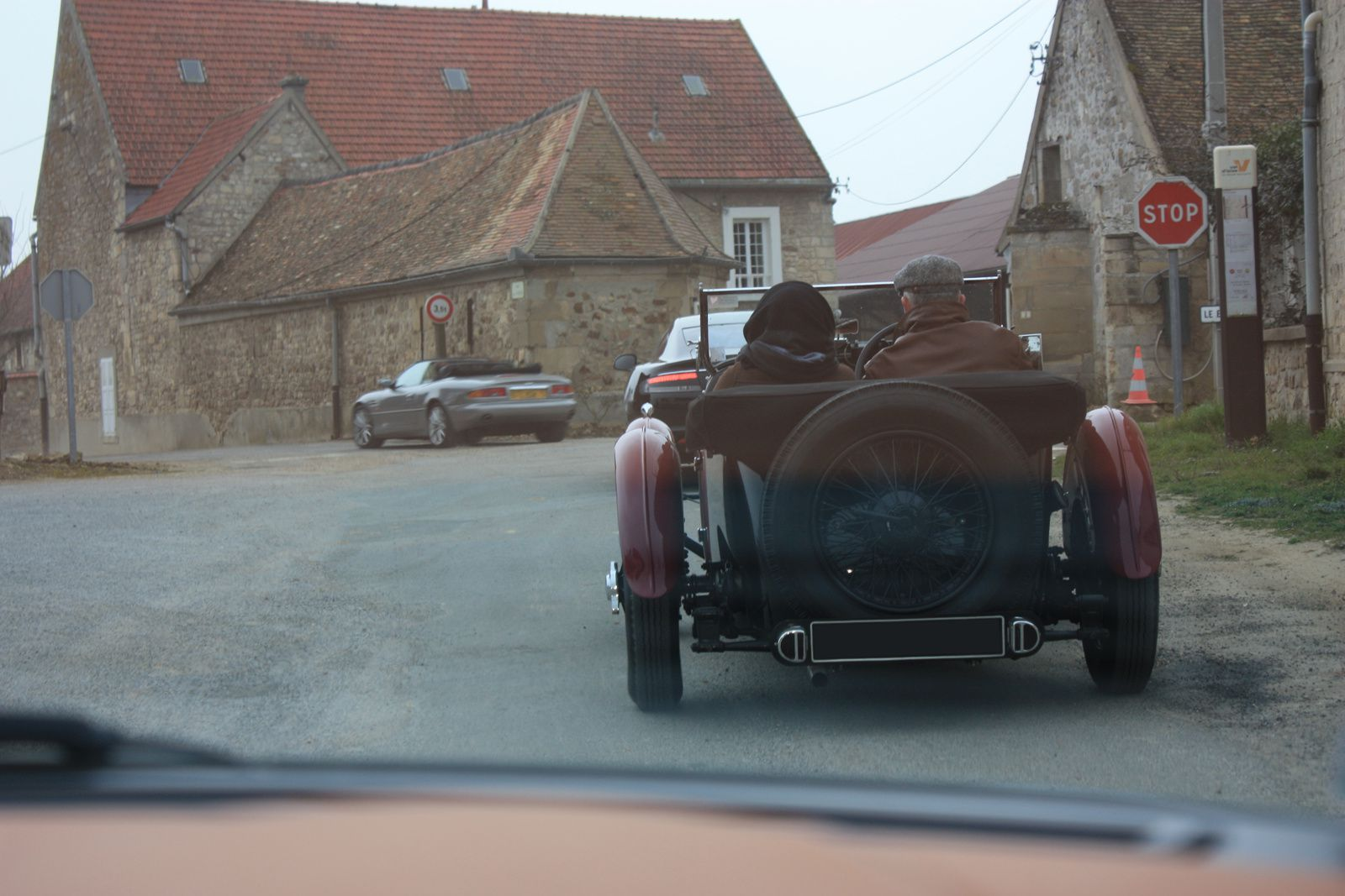 Dégommage &quot&#x3B;Rallye de Printemps&quot&#x3B; 2015