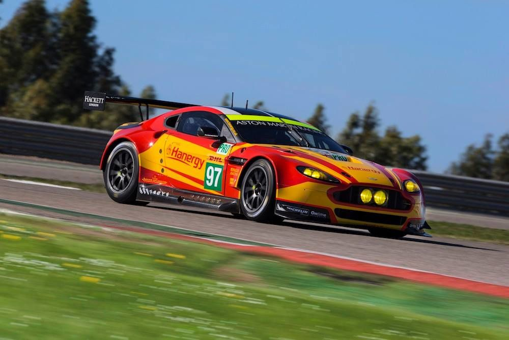 Aston Martin Racing - Championnat du Monde FIA WEC 2015