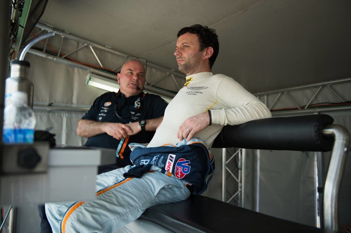 Aston Martin Racing : 12 Heures de Sebring 2015