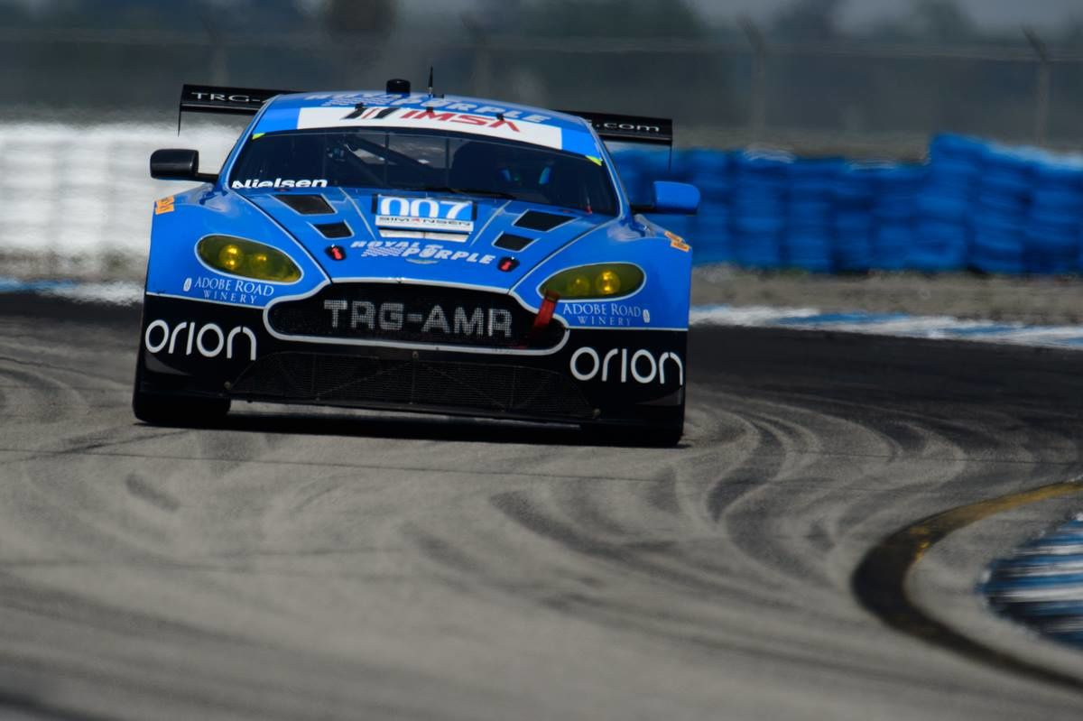The Racer's Group AMR : 2ème des 12 Heures de Sebring