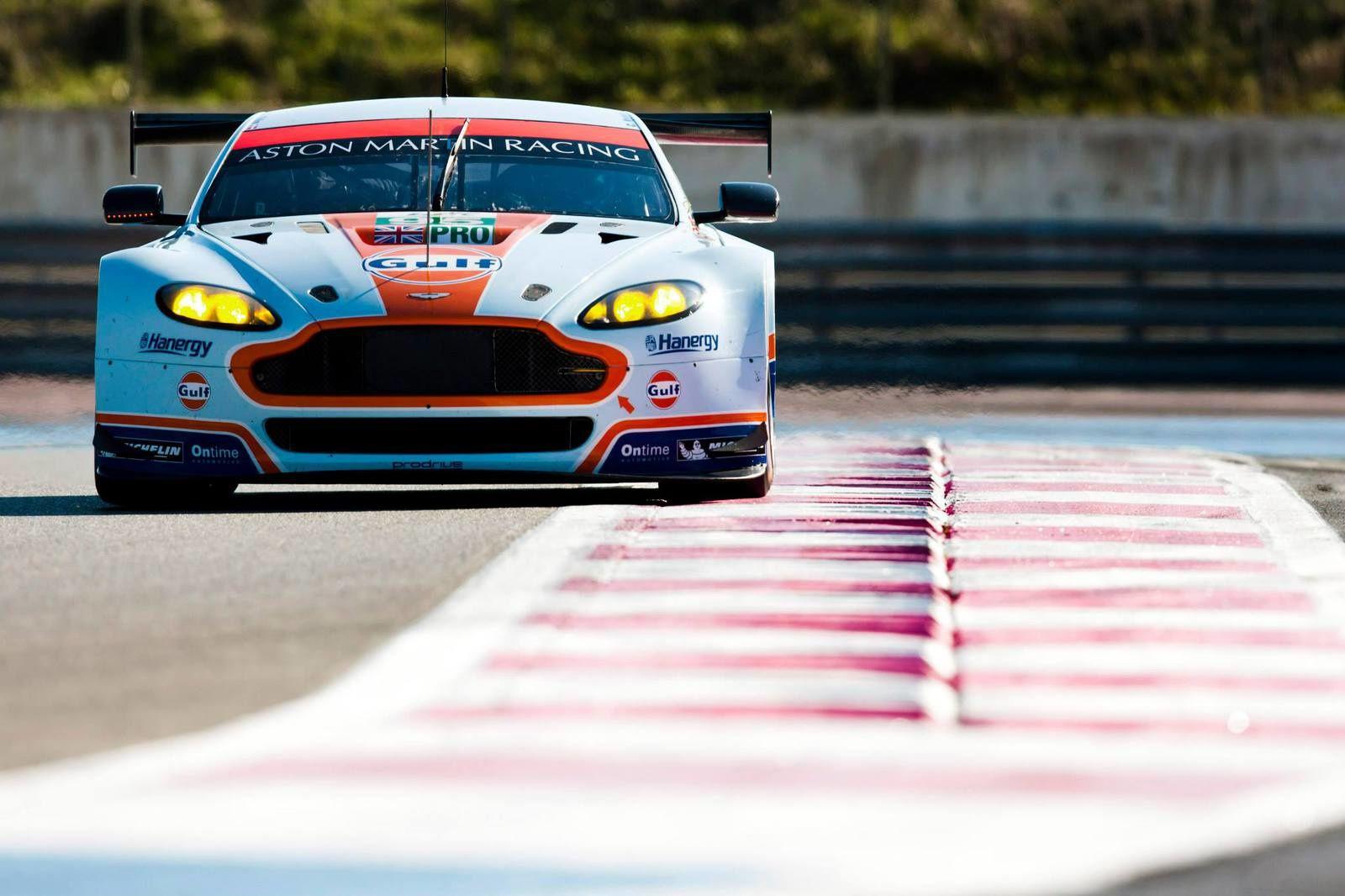 Photos : Aston Martin Racing