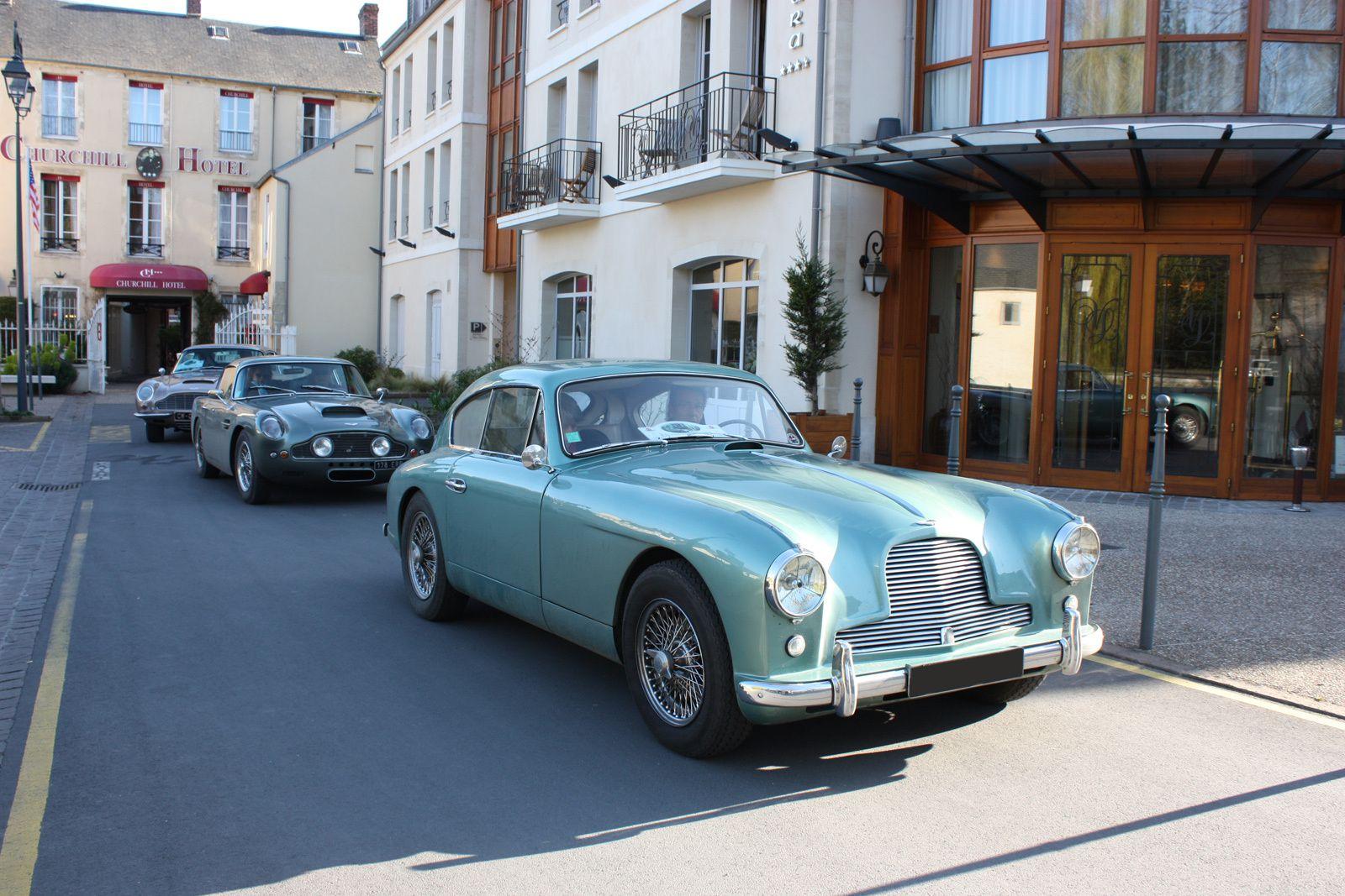 Rallye VILLA LARA Suisse Normande 2015