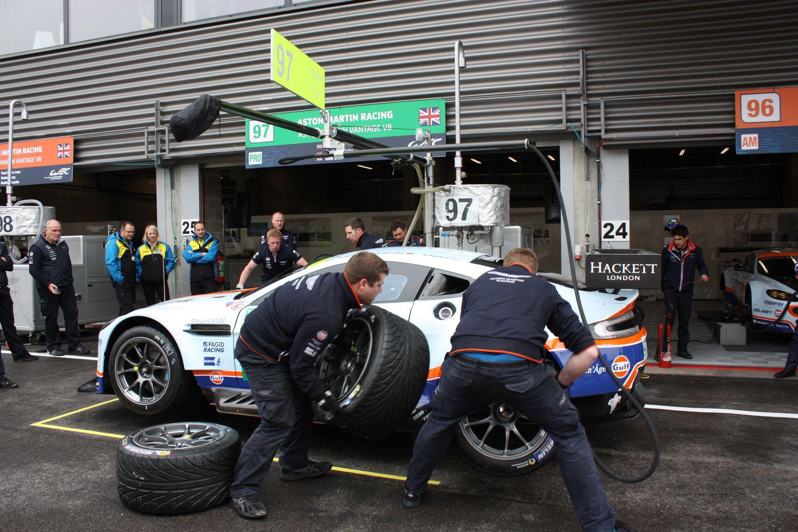 Aston Martin Racing : 6 Heures WEC de Spa-Francorchamps