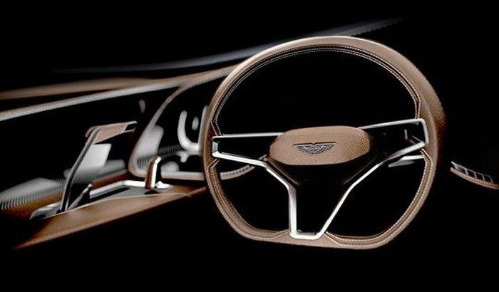 Aston Martin et Quintessence Yachts annoncent l'AM37 !