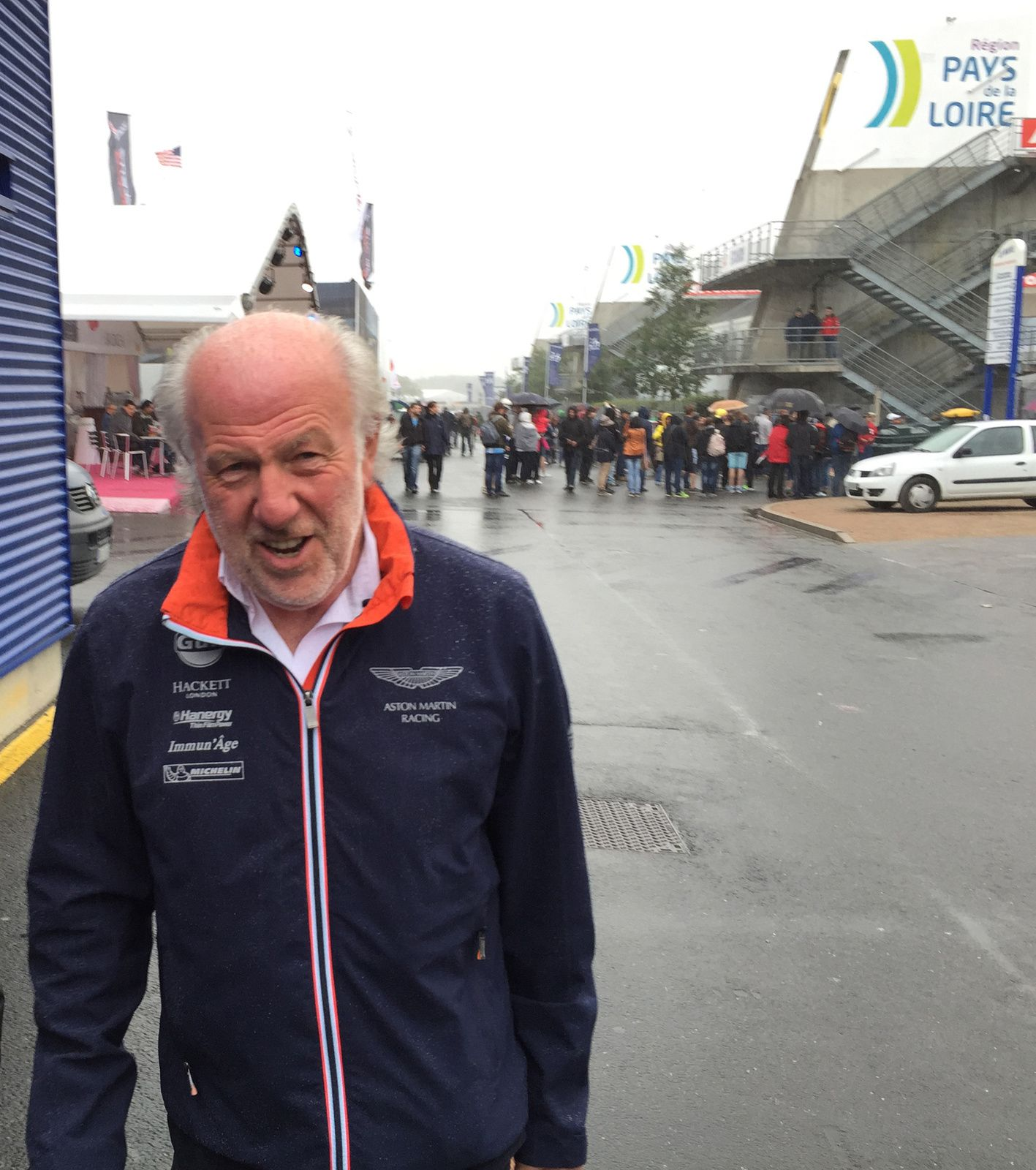 Aston Martin Racing : Journée Test 24 Heures du Mans
