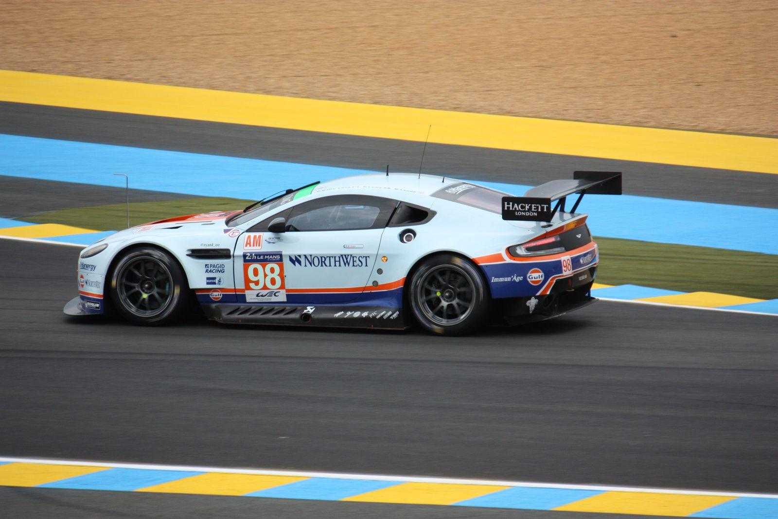24 Heures du Mans 2015 - Le Reportage