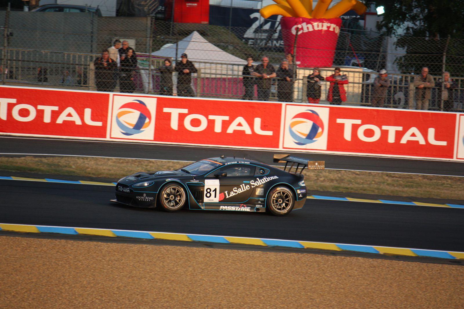 Aston Martin Racing Le Mans Festival - Le Reportage