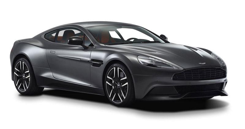 Aston Martin : la gamme 2015