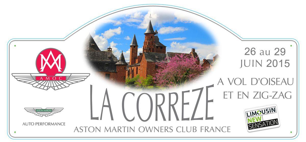 La Corrèze à vol d'oiseau &amp&#x3B; en zig zag 2015 - Flash actu !