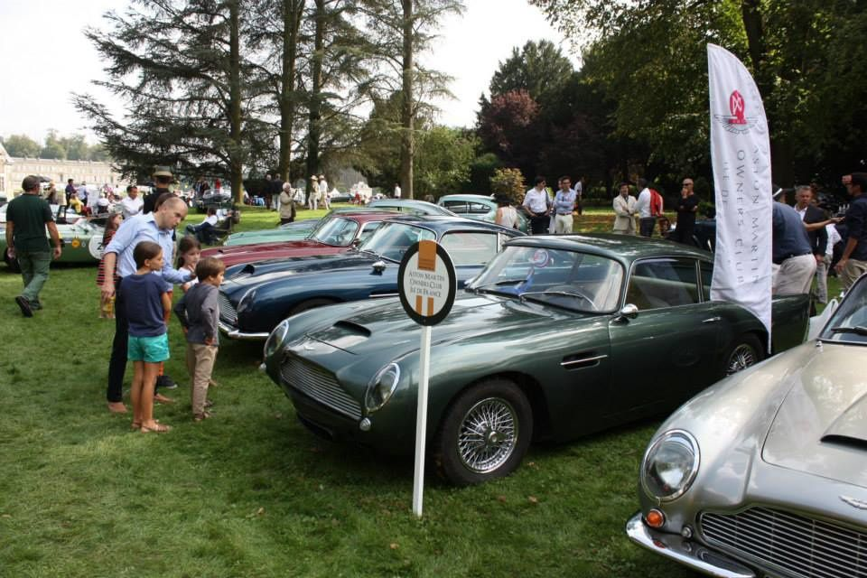 PREVIEW : 6 sept. 2015 - Chantilly Arts &amp&#x3B; Elegance Richard Mille