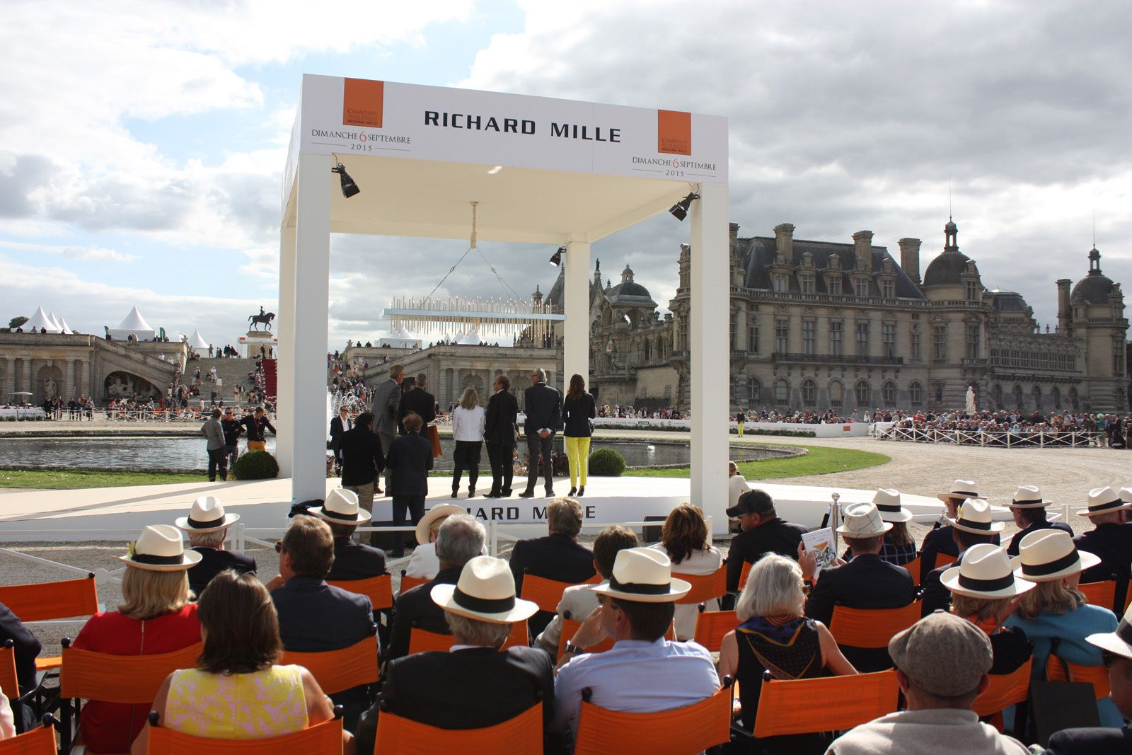 Chantilly Arts &amp&#x3B; Elegance Richard Mille 2015