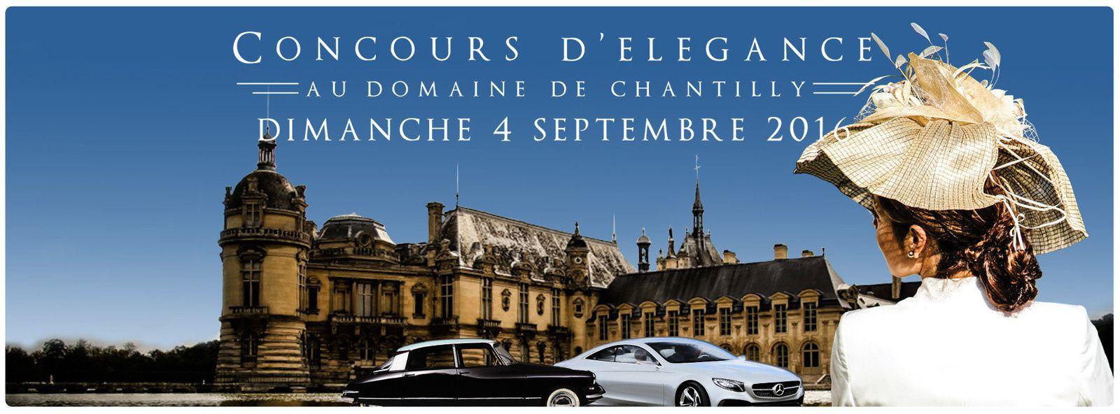 4 septembre 2016 : Chantilly Arts & Elegance Richard Mille