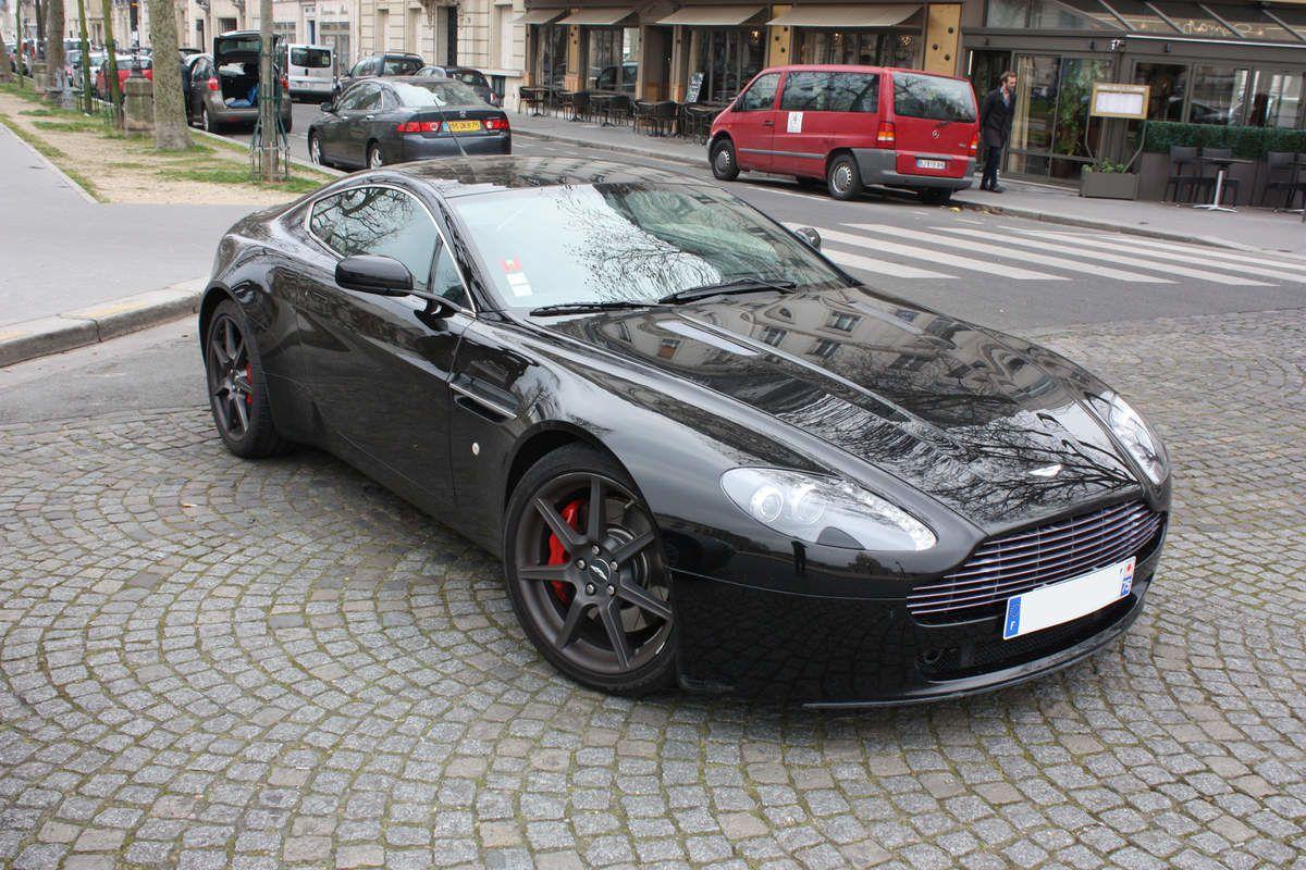 Ces Aston Martin ont participé à au moins une sortie AMOC 2015 !