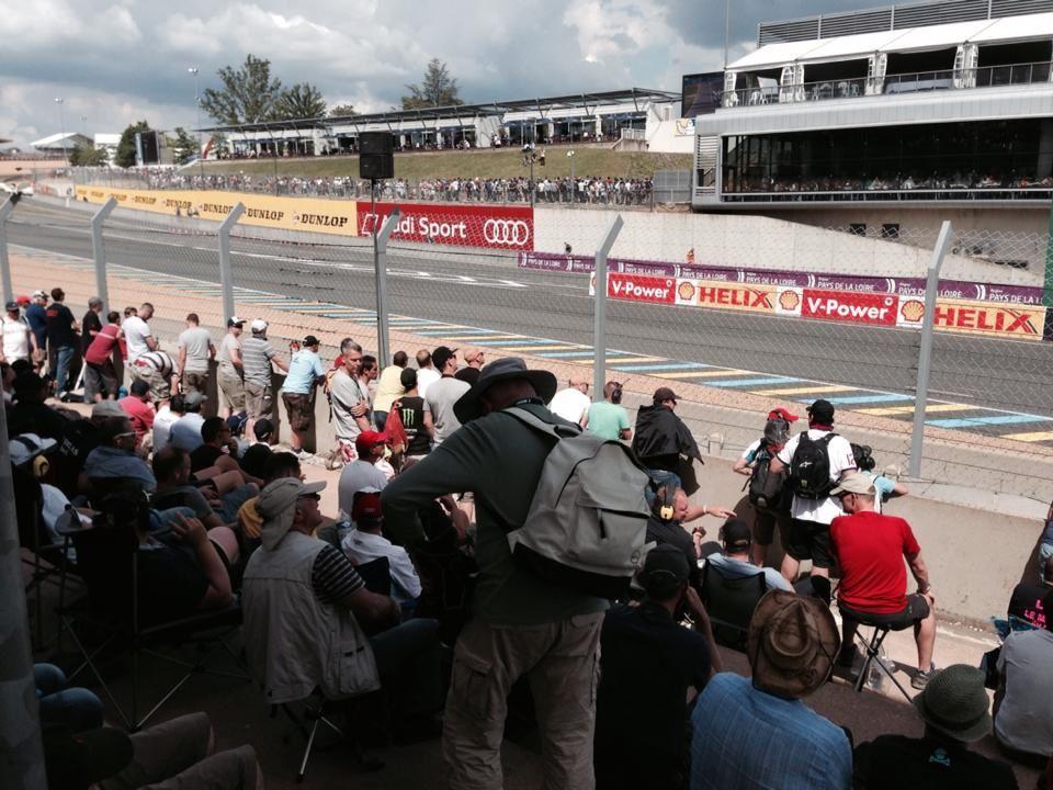 """PREVIEW : Journée Test """"24 Heures du Mans"""" - 5 juin 2016"""