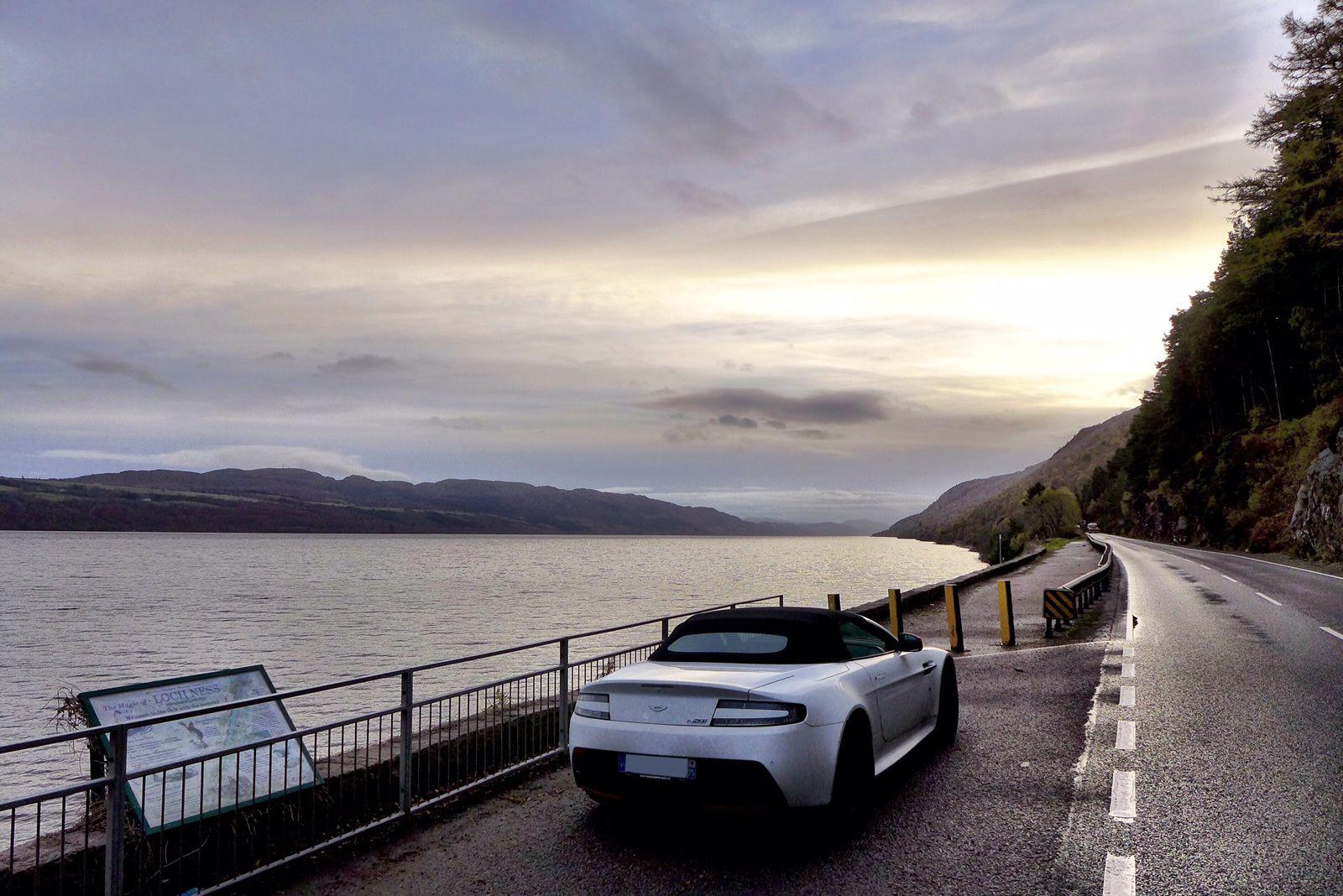 Road trip d'un Membre AMOC France sur les terres d'Aston Martin !
