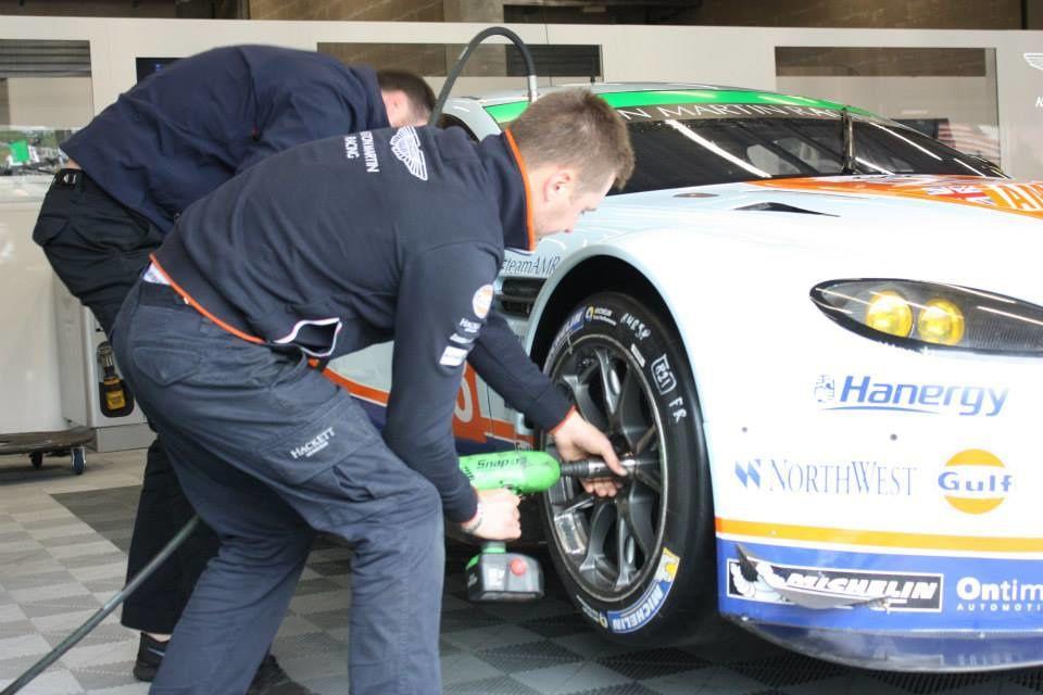 Aston Martin Racing 2016... cela se précise !