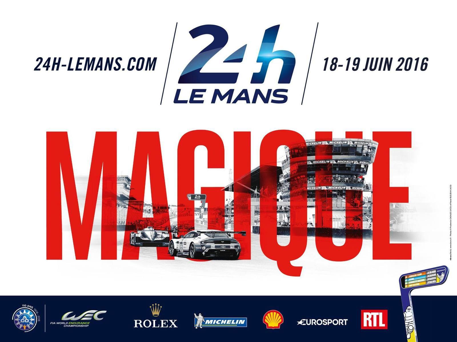 24 Heures du Mans 2016 : 5 Aston Martin engagées !