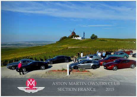 L'album photos 2015 de l'AMOC France