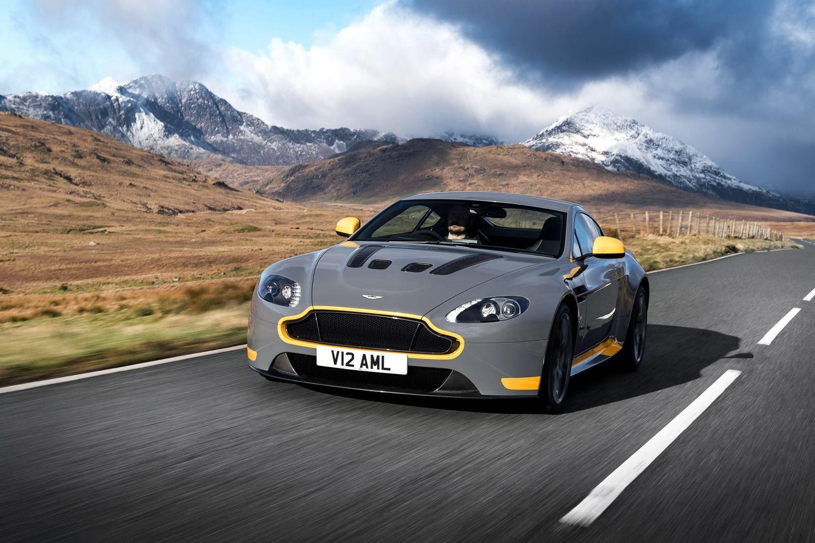 Aston Martin V12 Vantage S BVM7