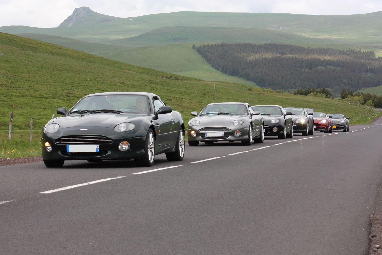 Rallye Auvergne : Le Col de la Croix Morand