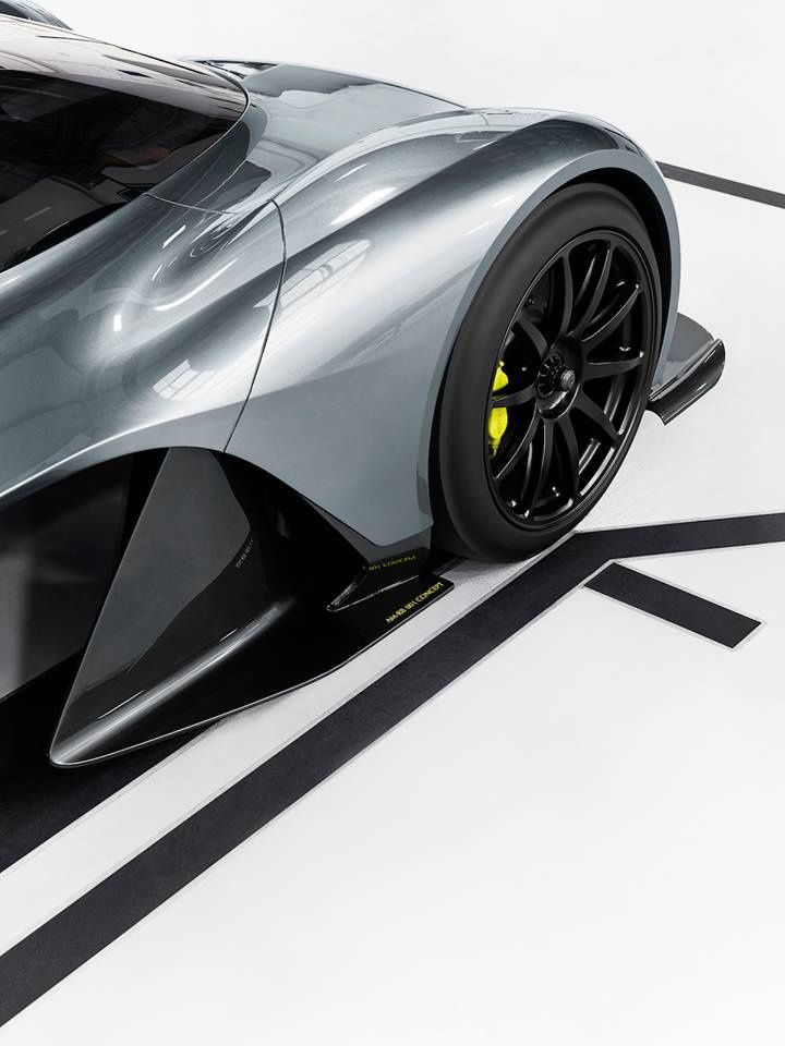 Aston Martin AM-RB 001 Hypercar
