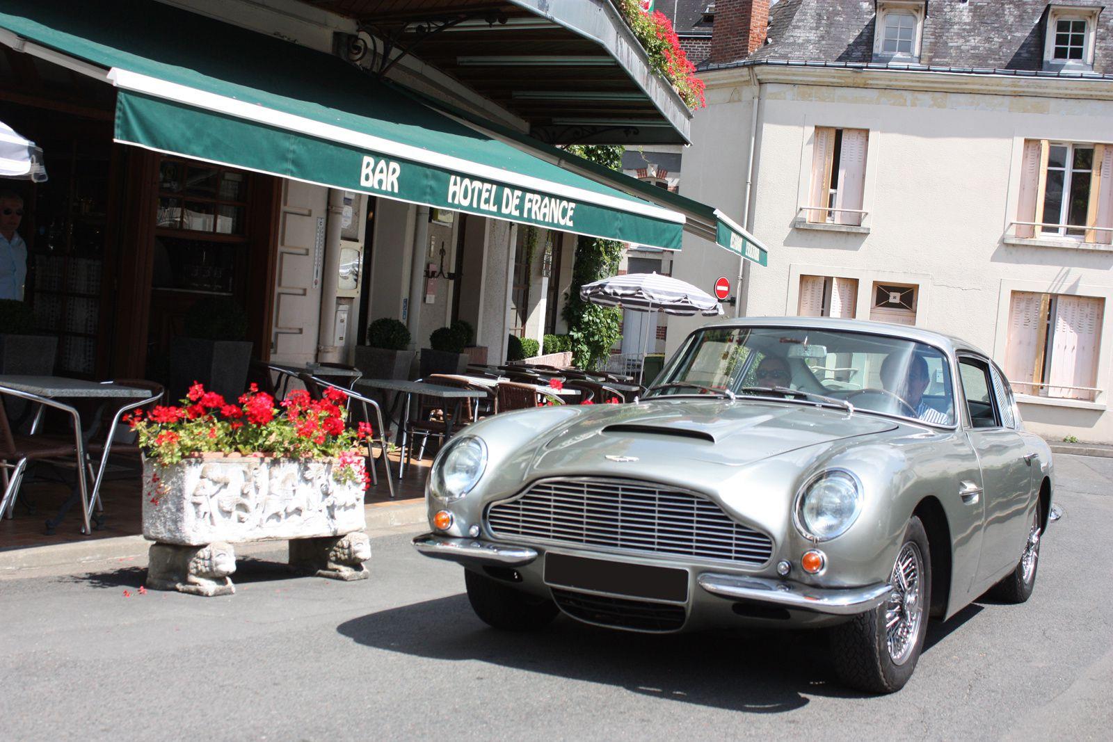 Balade à l'Hôtel de France - La Chartre-sur-le-Loir