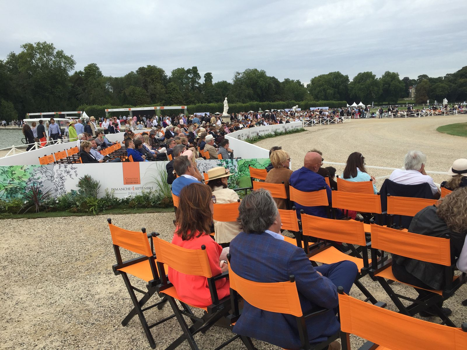 Chantilly Arts & Elégance Richard Mille 2016
