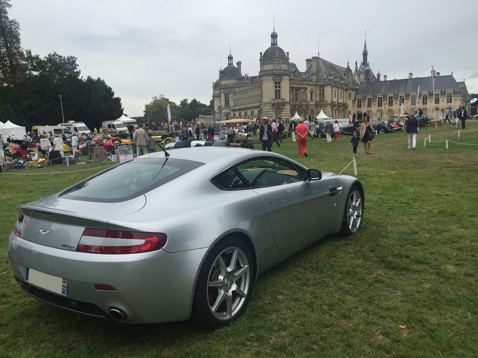 Chantilly Arts &amp&#x3B; Elégance Richard Mille 2016