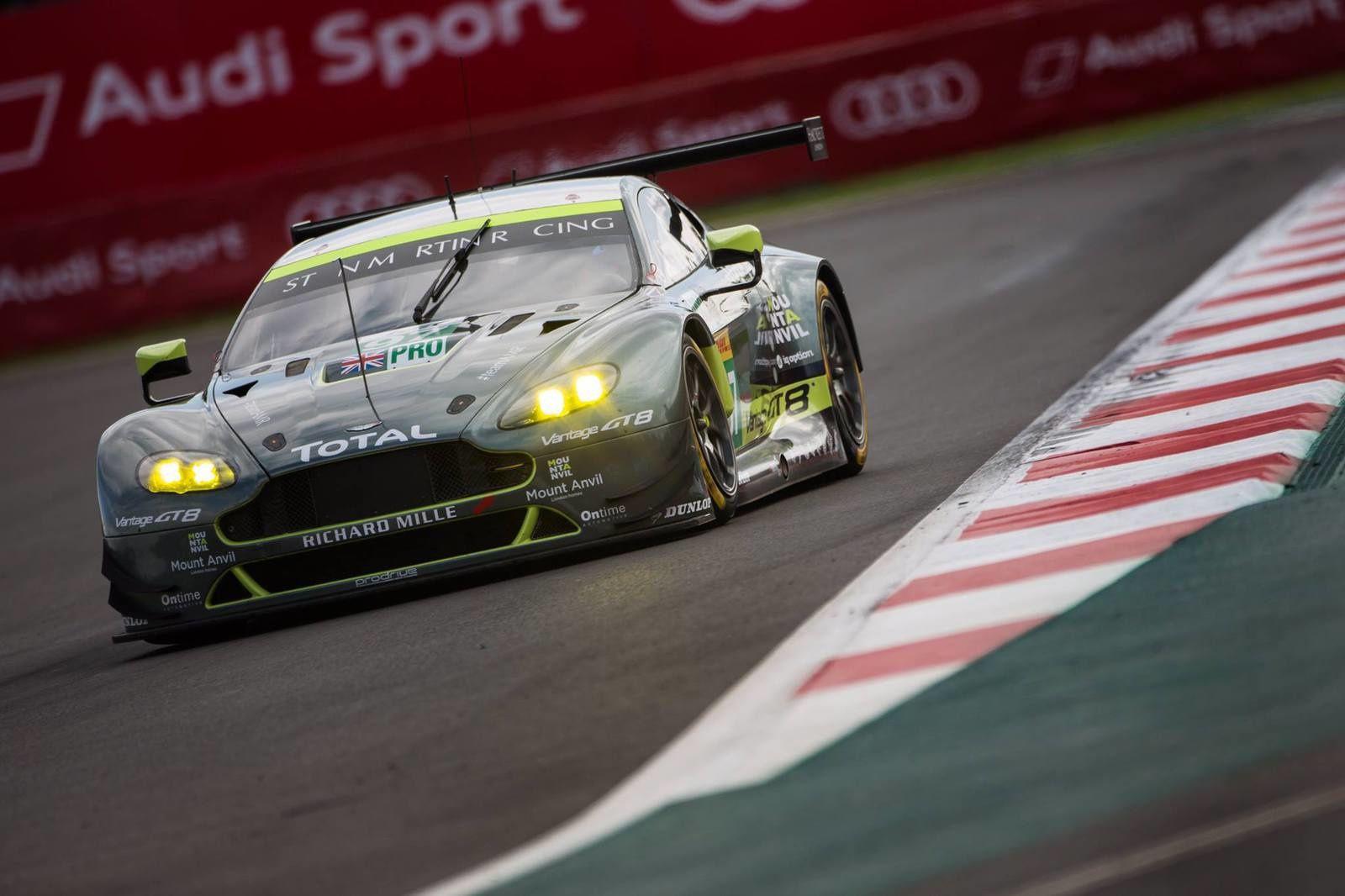 6 Heures FIA WEC de Mexico : Victoire Aston Martin Racing !