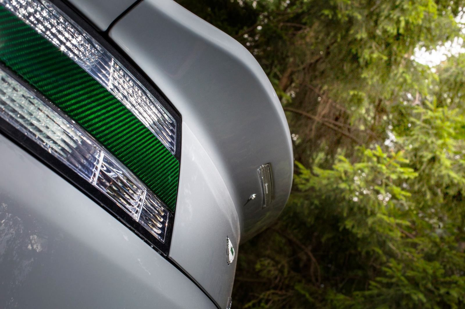 Aston Martin Swedish Forest Edition V8 Vantage